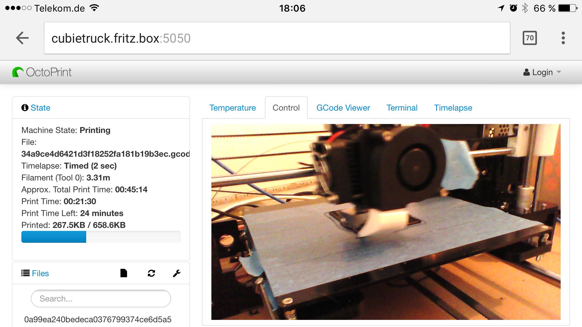 Anet A8 (prusa i3 china clone) meine erfahrungen - 3D-Druck - Bohramt